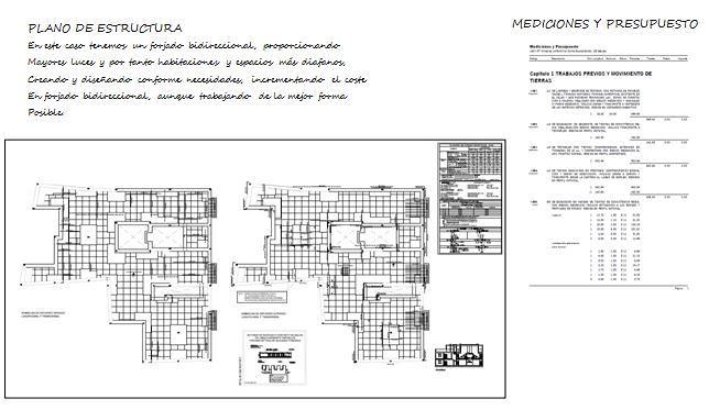 Planos calculo estructural proyecto residencial 6 for Programas para crear planos arquitectonicos