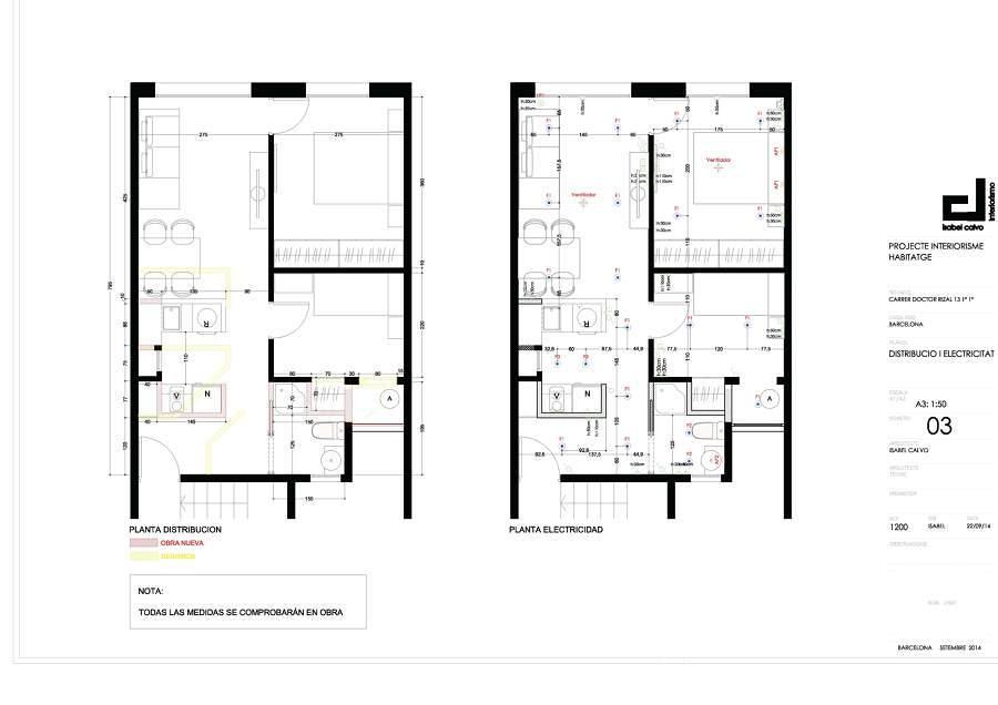 Foto planos piso 70 m2 de armgrup 655978 habitissimo for Distribucion piso 70 metros