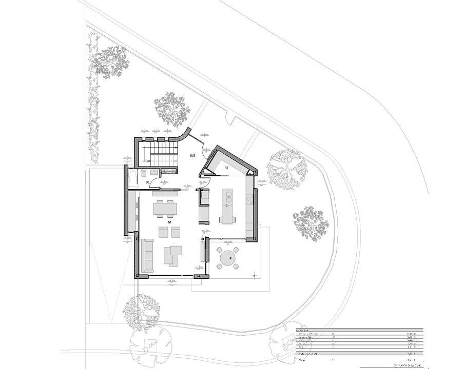 Habitatge Unifamiliar Girona Montilivi Ideas Arquitectos