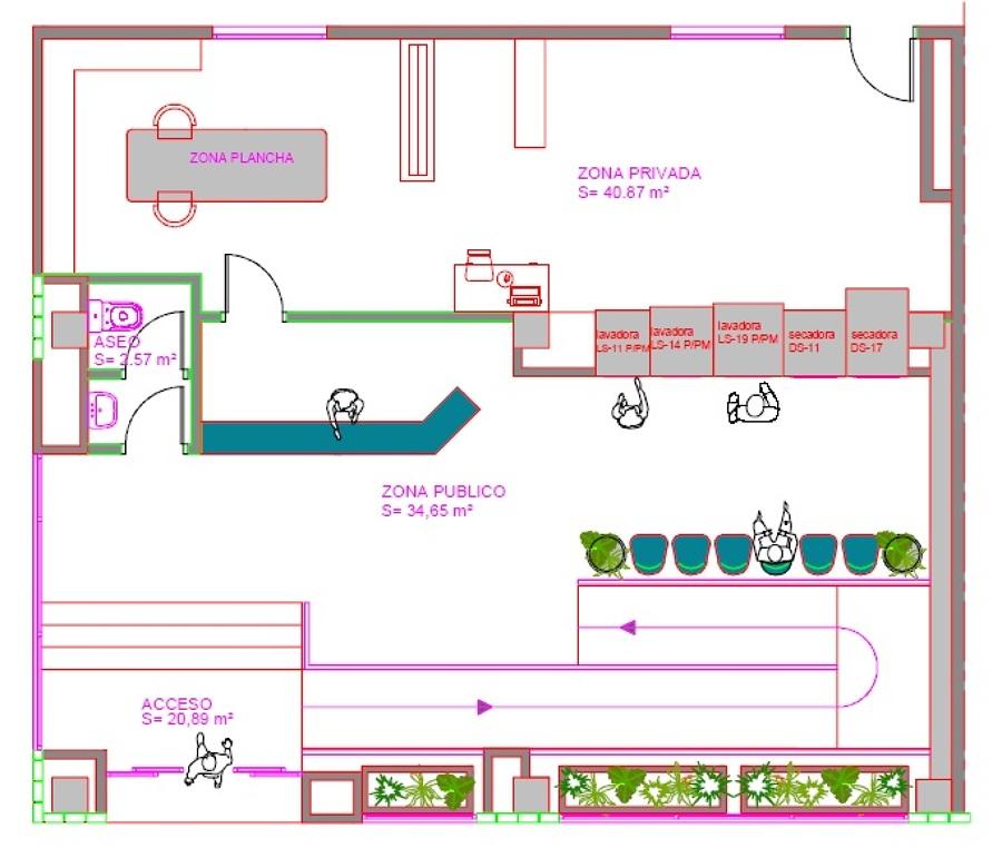 Baño Pequeno Distribucion:Planta Proyecto Distribución De Baño Pequeño Pictures to pin on