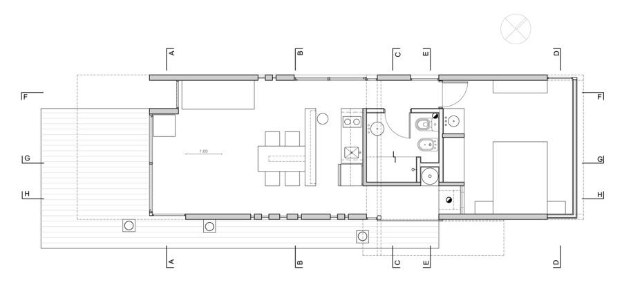 Vivienda m nima de d nde surge ideas arquitectos for Espacios minimos arquitectura