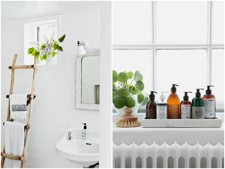 Decora el ba o con plantas ideas decoradores - Plantas en el bano ...