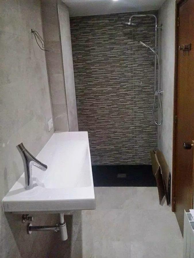 Reforma de bany ideas construcci n casas for Plats de dutxa