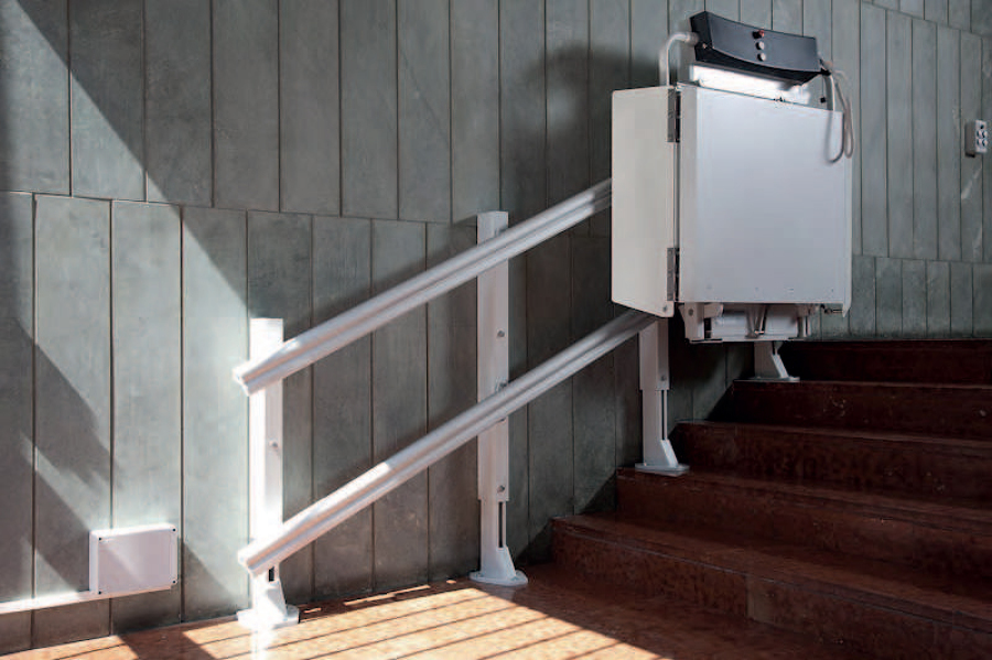 Plataforma Salvaescaleras Spr-01