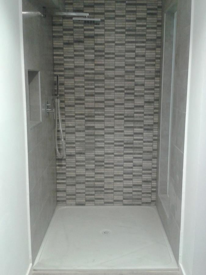 Foto plato de ducha de marmol a medida de construye - Platos de ducha de marmol ...