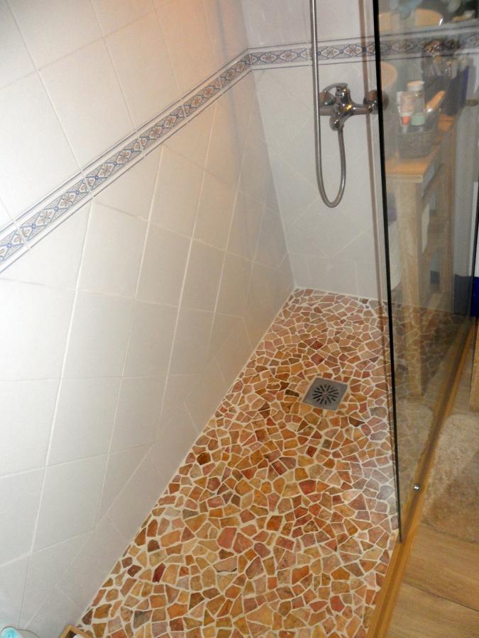 Foto plato de ducha de obra de reformas jorge 261666 - Fotos de duchas de obra ...