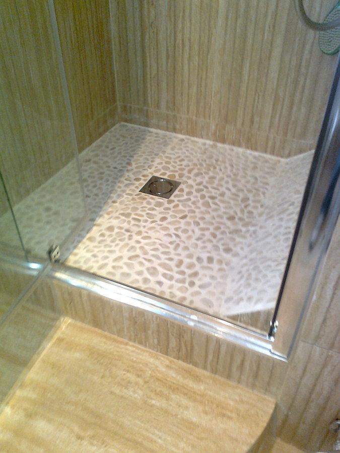 Desescombrados cambio ba era por plato de ducha de obra - Platos ducha de obra ...
