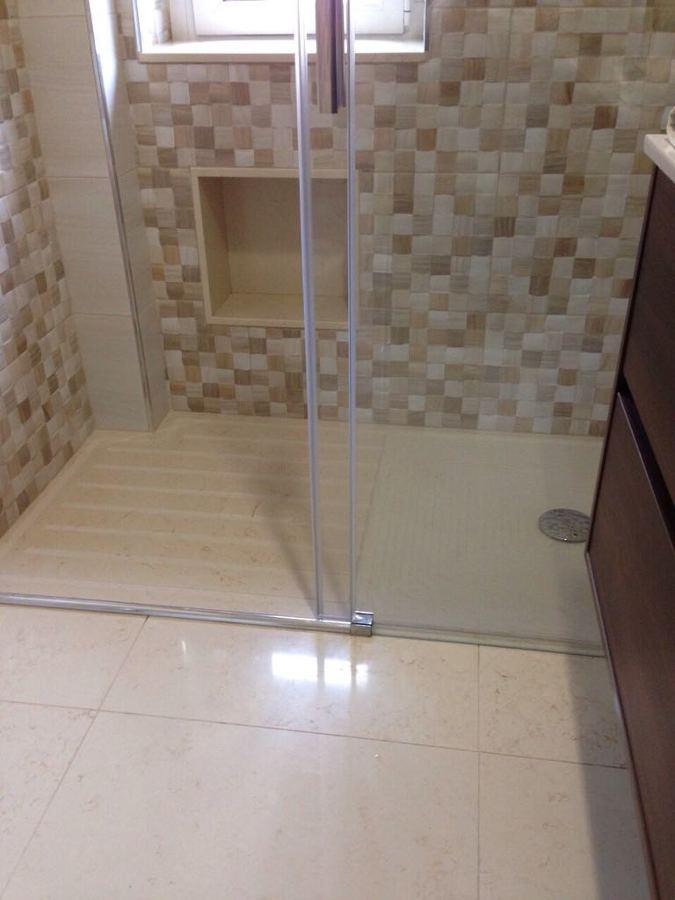 Plato de ducha Valencia