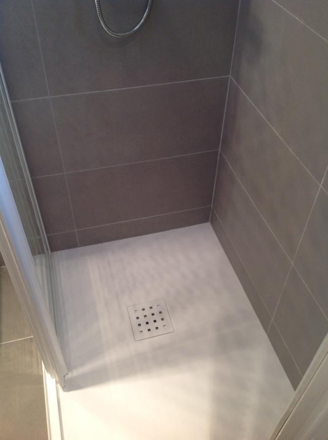 Plato de ducha