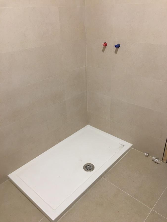 Plato ducha baño 2