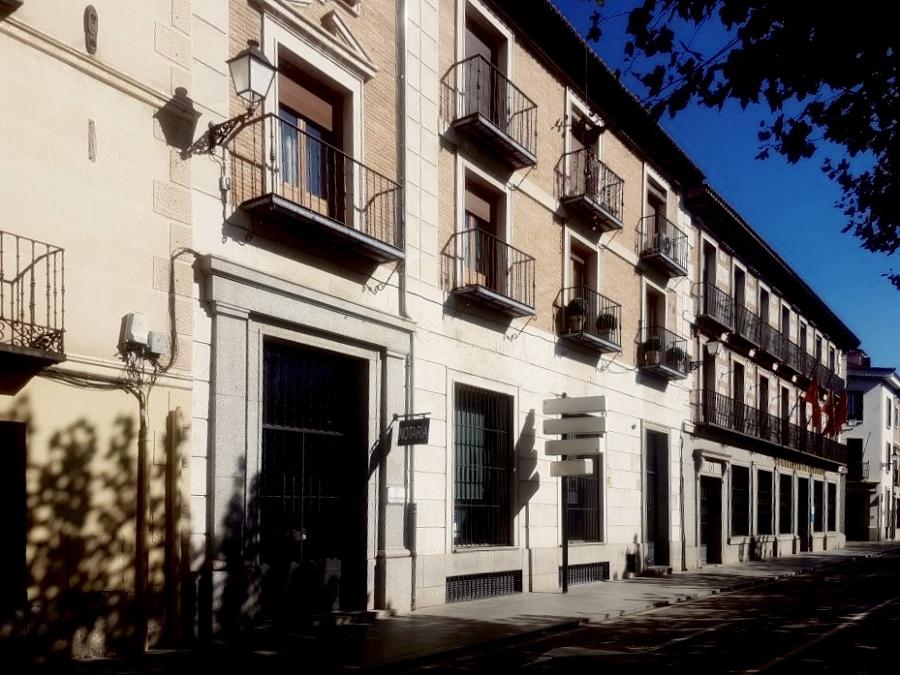 Plaza Cervantes 2