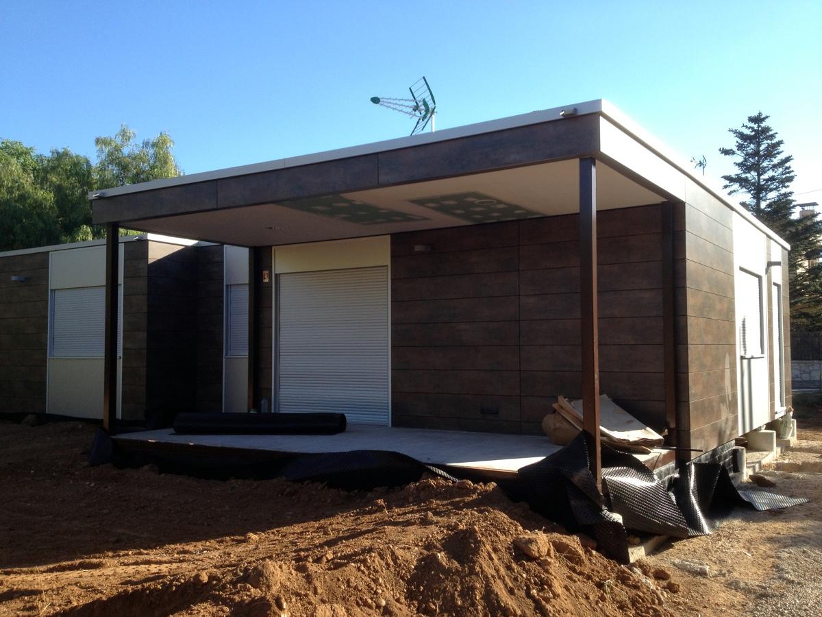 Foto porche de reviure arquitectura 438211 habitissimo - Porche de obra ...