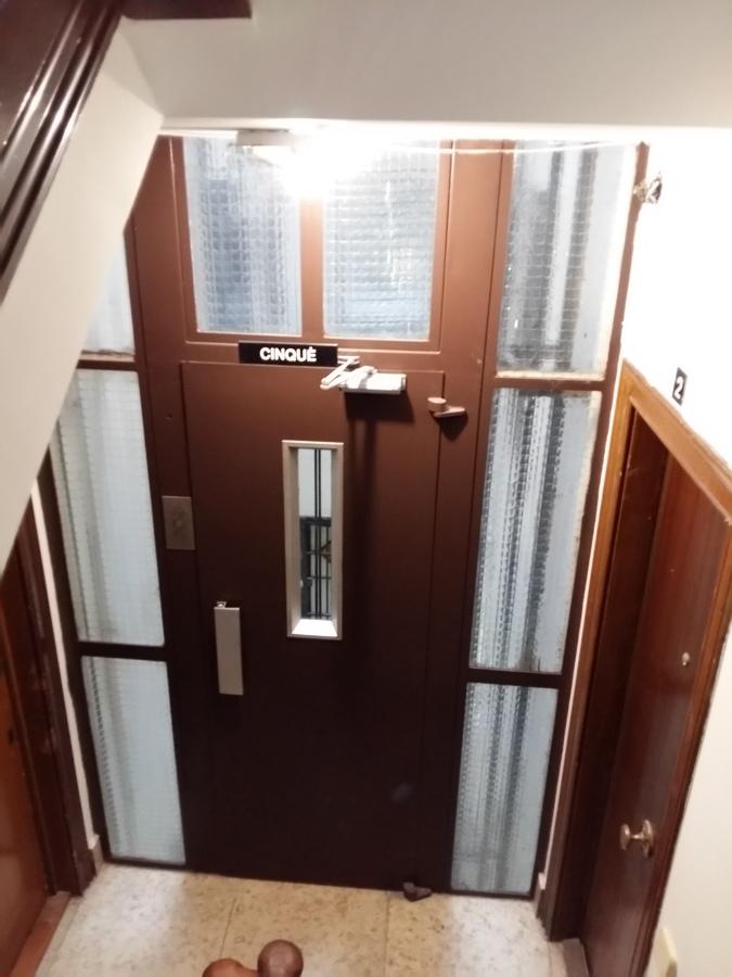 Porta de l'ascensor