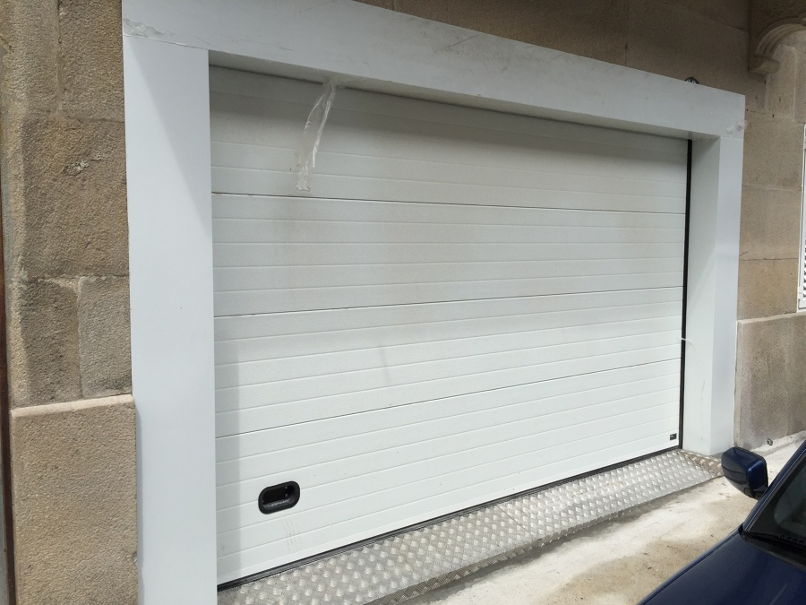 portal acceso garaje