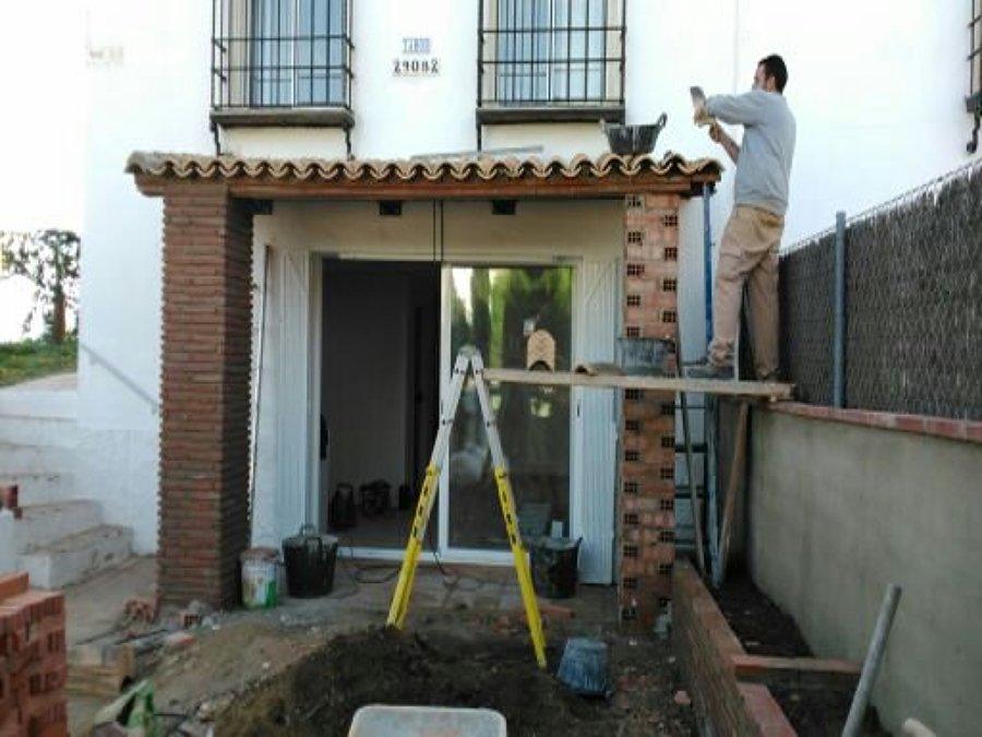 Preoceso de tejado