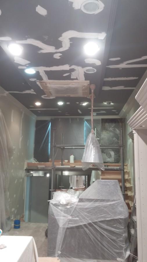 Preparación de techos