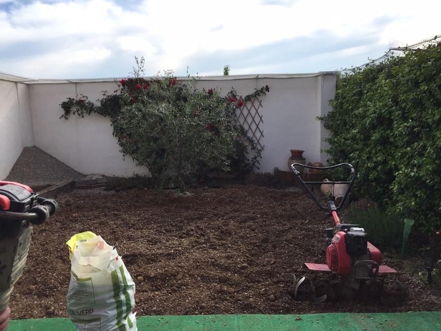 Preparación del drenaje