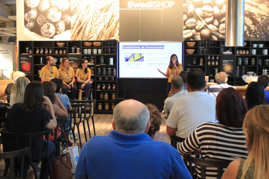Presentación ventajas IKEA Business