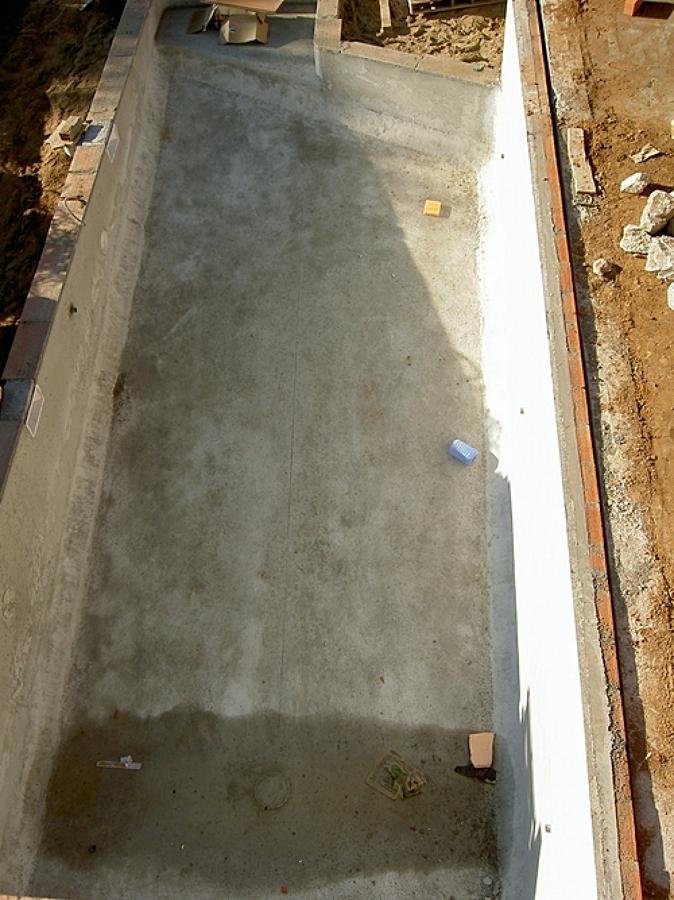 Foto proceso de construcci n de una piscina barcelona de area construction technology 1332677 - Construccion piscinas barcelona ...
