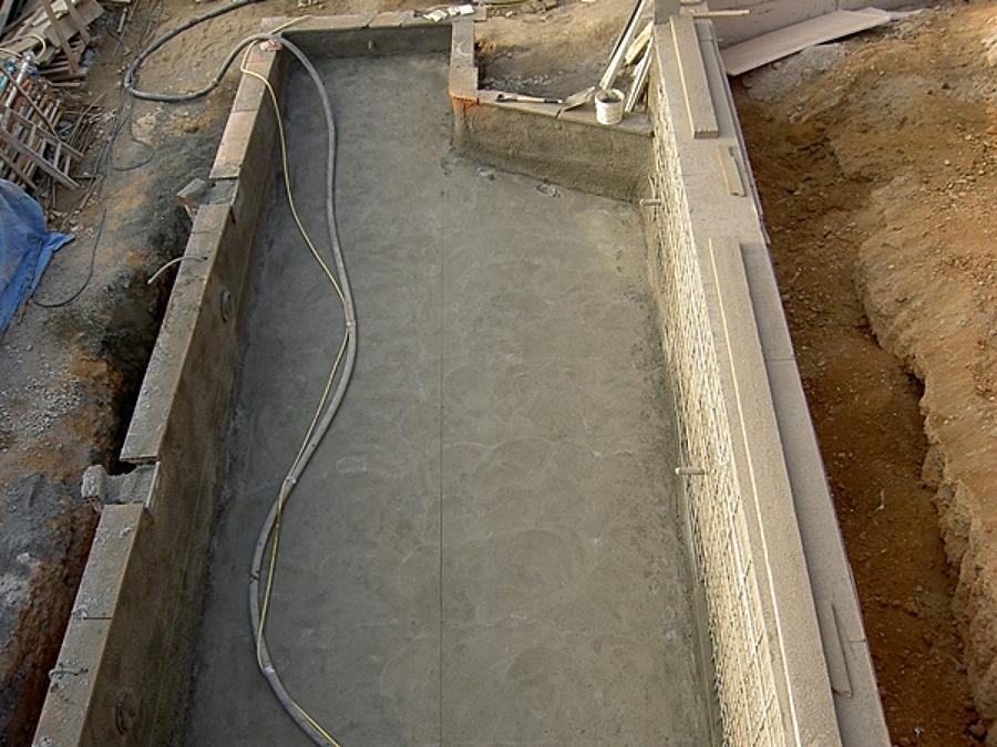 Proceso de construcci n de una piscina de obra sant just barcelona ideas construcci n piscinas - Construccion piscinas barcelona ...