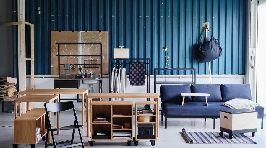 Productos colección RÅVAROR IKEA