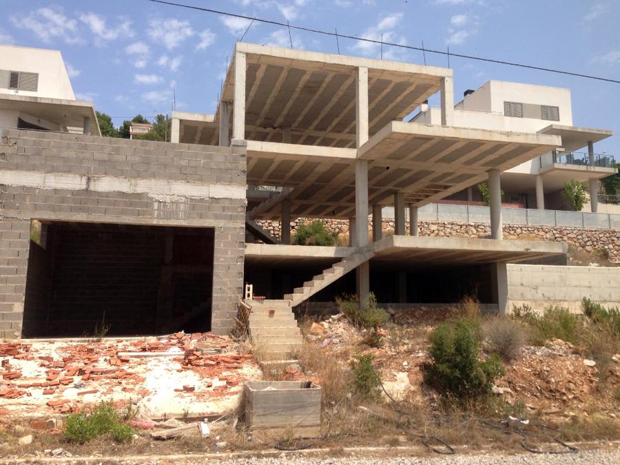 Proyecto de 5 viviendas en calicanto ideas construcci n - Proyectos de construccion de casas ...