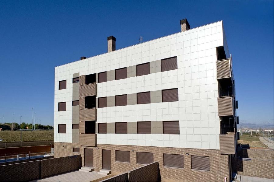 Promoción de viviendas Corono - Logroño
