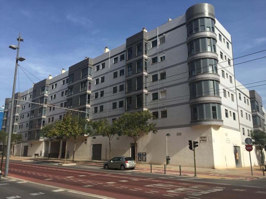 Promoción viviendas Universitat Castellón