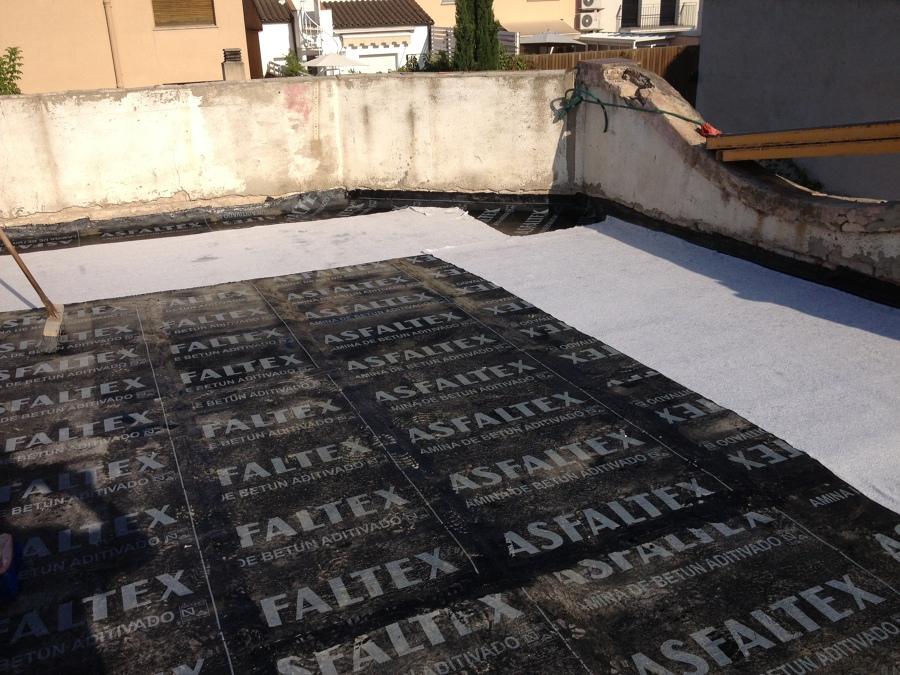 Protección de impermeabilización