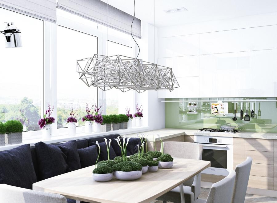 beautiful estores de tela con ventanas de aluminio with estores originales - Estores Originales