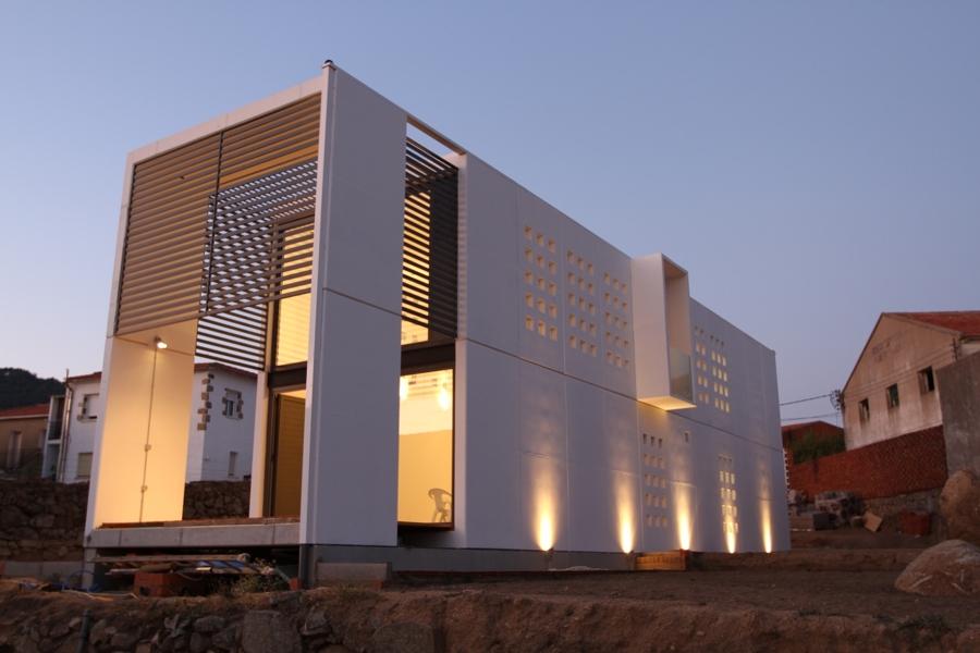Viviendas modulares hormig n armado ideas construcci n - Viviendas modulares prefabricadas ...