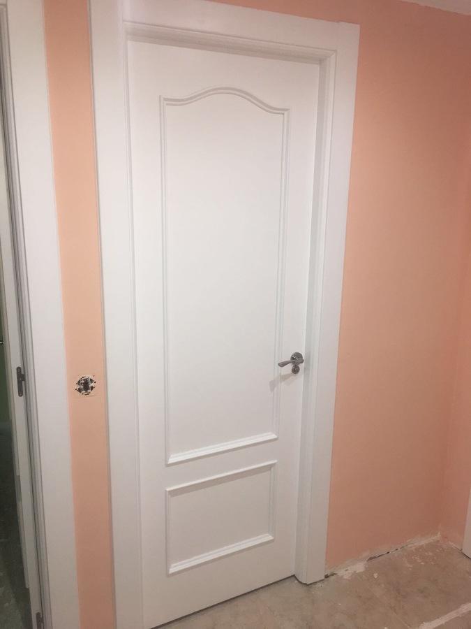 Lacado de puertas y armarios antiguos ideas carpinteros - Lacar puertas sapelly ...