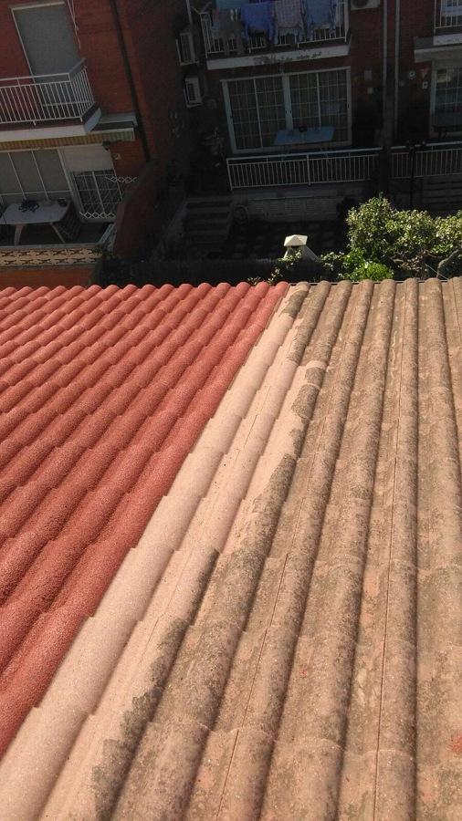 Proyecorch nature tejado con aislamiento térmico