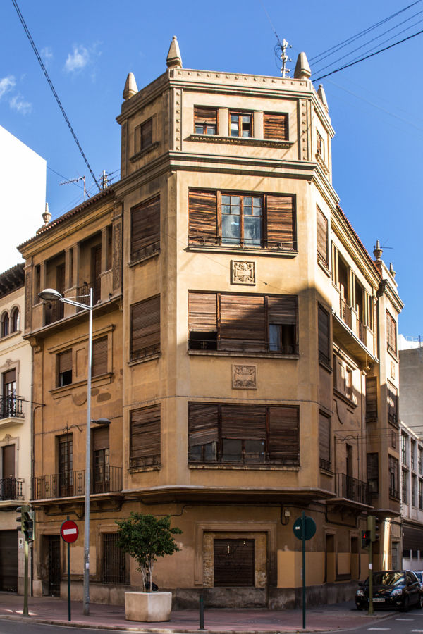 Proyecto arquitectura edificio Castellón
