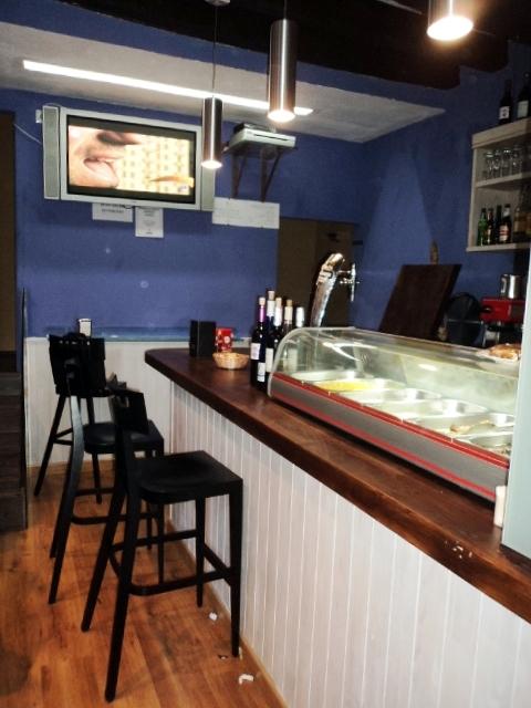Proyecto t cnico caf bar en toledo ideas licencias - Proyecto bar cafeteria ...