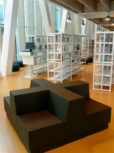 Proyecto Centro Cultural Ágora