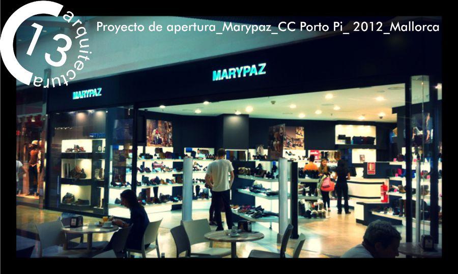 Tienda de zapatos y complementos ideas reformas locales for Pedir presupuesto reforma