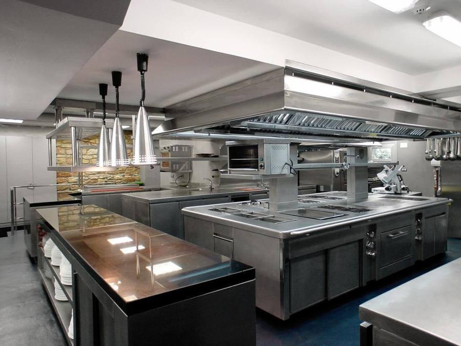 Proyecto de ampliaci n de instalaci n de gas natural para for Medidas cocina restaurante
