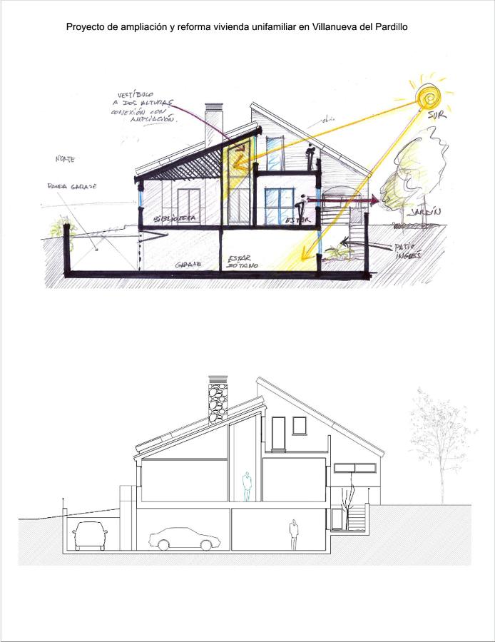 Precio proyecto vivienda unifamiliar simple interesting geotermia vivienda unifamiliar beade - Precio proyecto vivienda ...