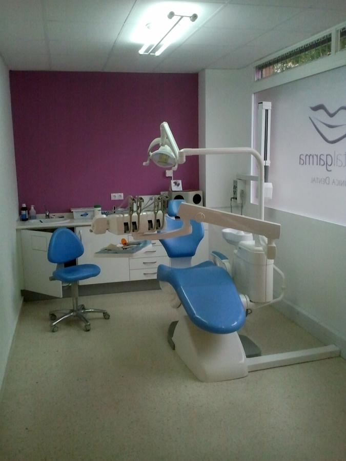 Proyecto de apertura cl nica dental dentalgarma sl ideas arquitectos t cnicos - Decoracion clinica dental ...