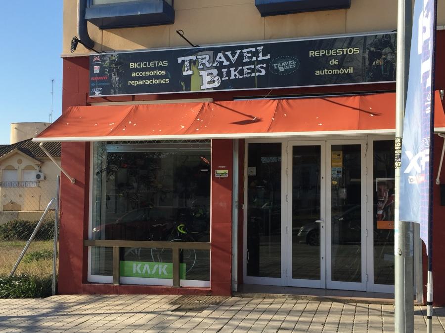 "Tienda de bicicletas ""Travel Bikes"""