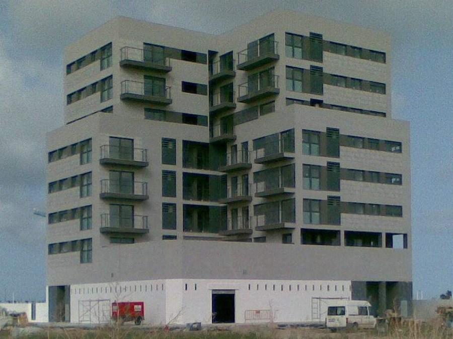 Proyecto de Construcción de Edificio de 30 Viviendas