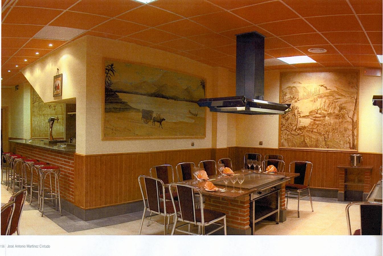 Foto proyecto de dise o y acondicionamiento de local comercial para restaurante de acima - Foto foto interior ...