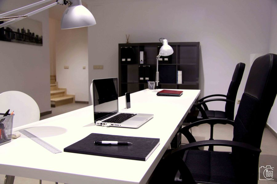 Proyecto de interiorismo dise o estudio arquitectura for Oficinas de diseno y arquitectura