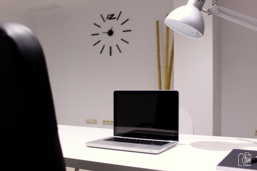 Proyecto de Interiorismo Diseño estudio arquitectura