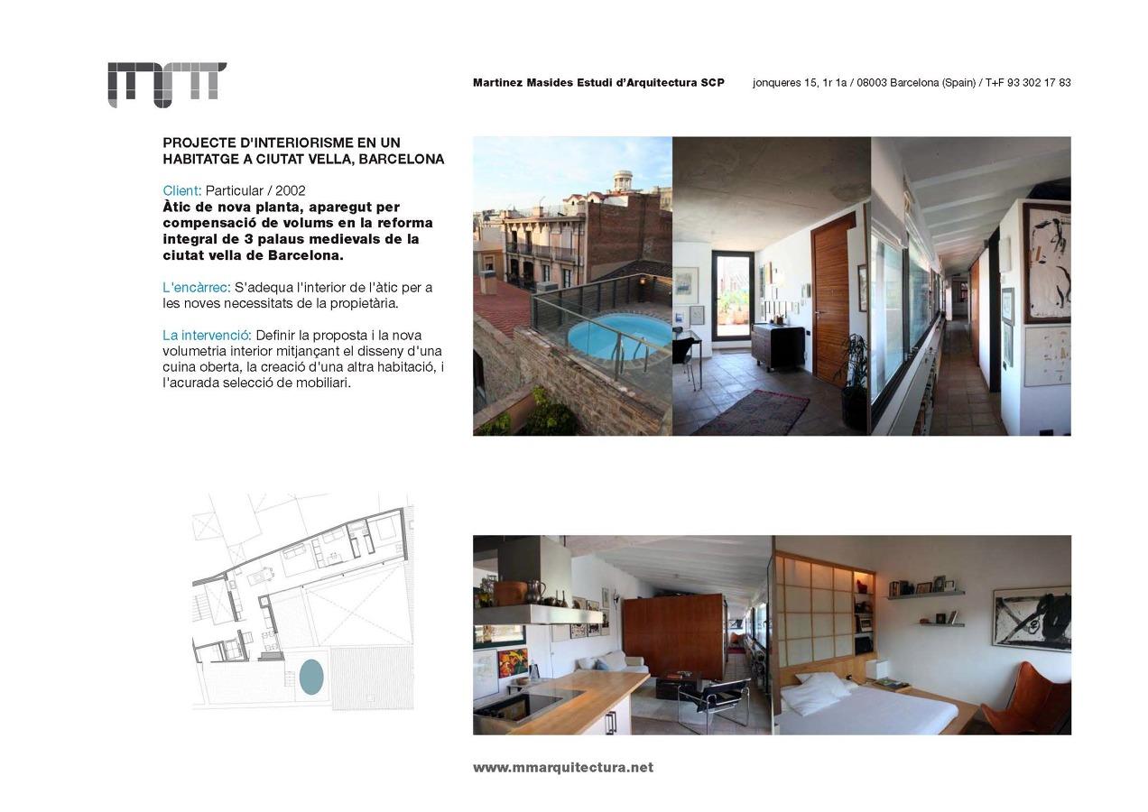 proyecto de interiorismo en vivienda ideas arquitectos On proyecto de interiorismo