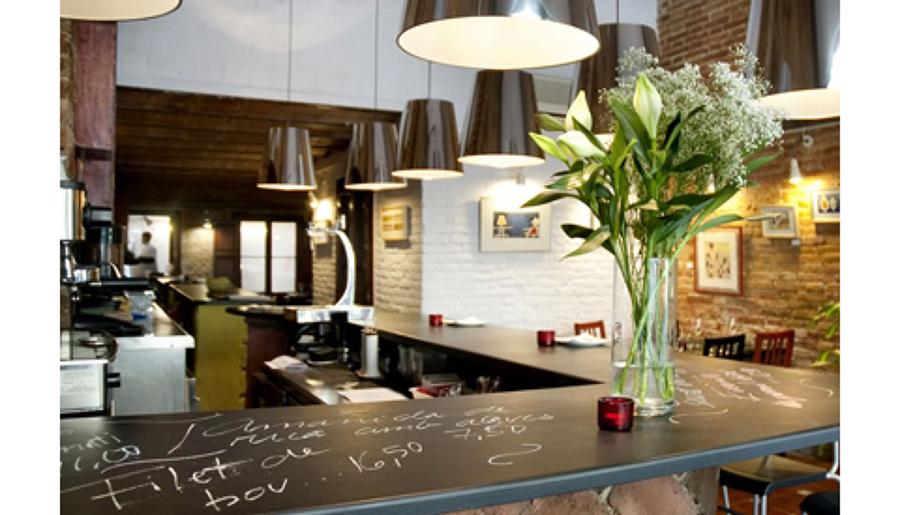2010 proyecto interiorismo restaurante romero ideas - Proyectos de interiorismo online ...