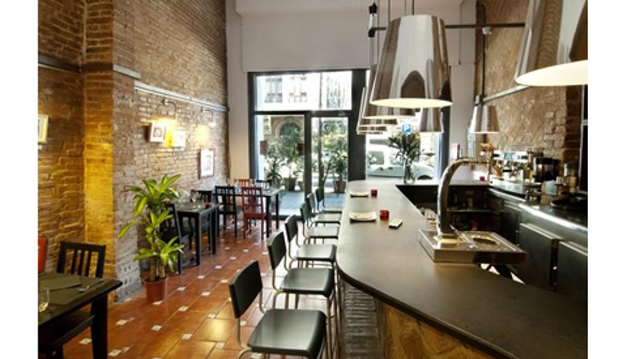 2010 proyecto interiorismo restaurante romero ideas for Presupuesto interiorismo
