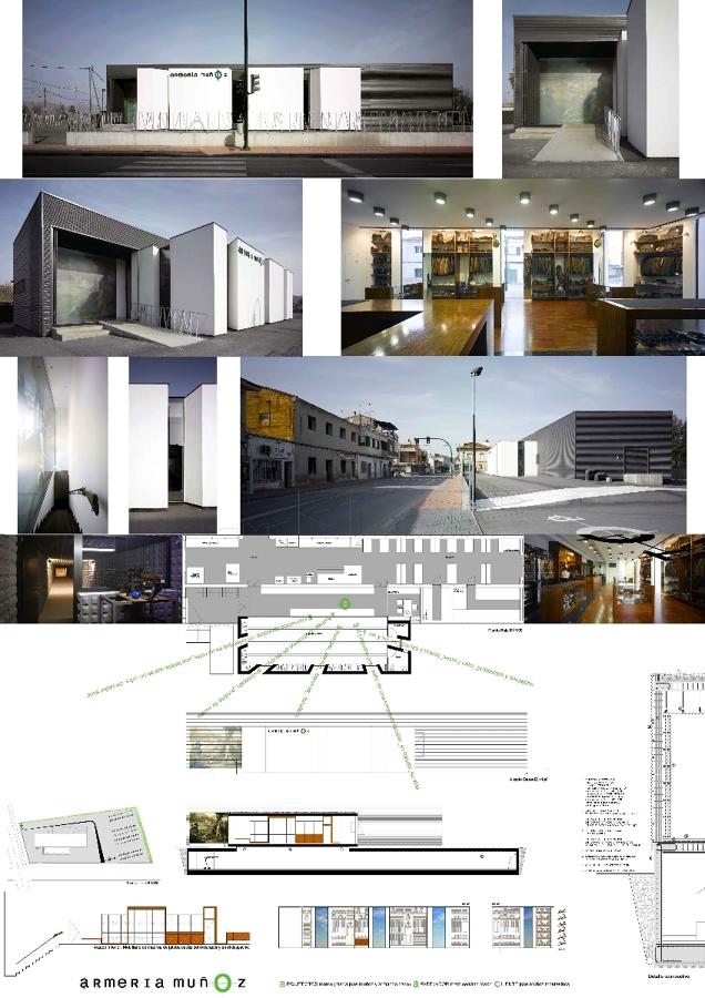Foto proyecto de obra nueva armer a mu oz de momo estudio - Estudios arquitectura murcia ...