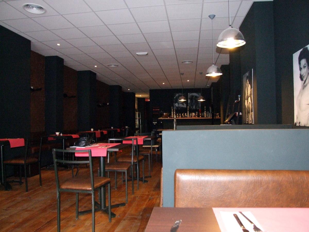 Proyecto de obra y actividad de restaurante